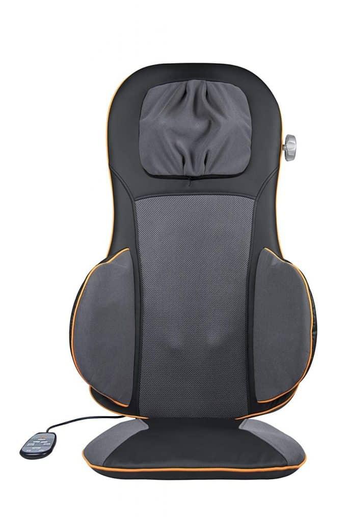 Optez pour le massage par acupression shiatsu du Medisana MC 825