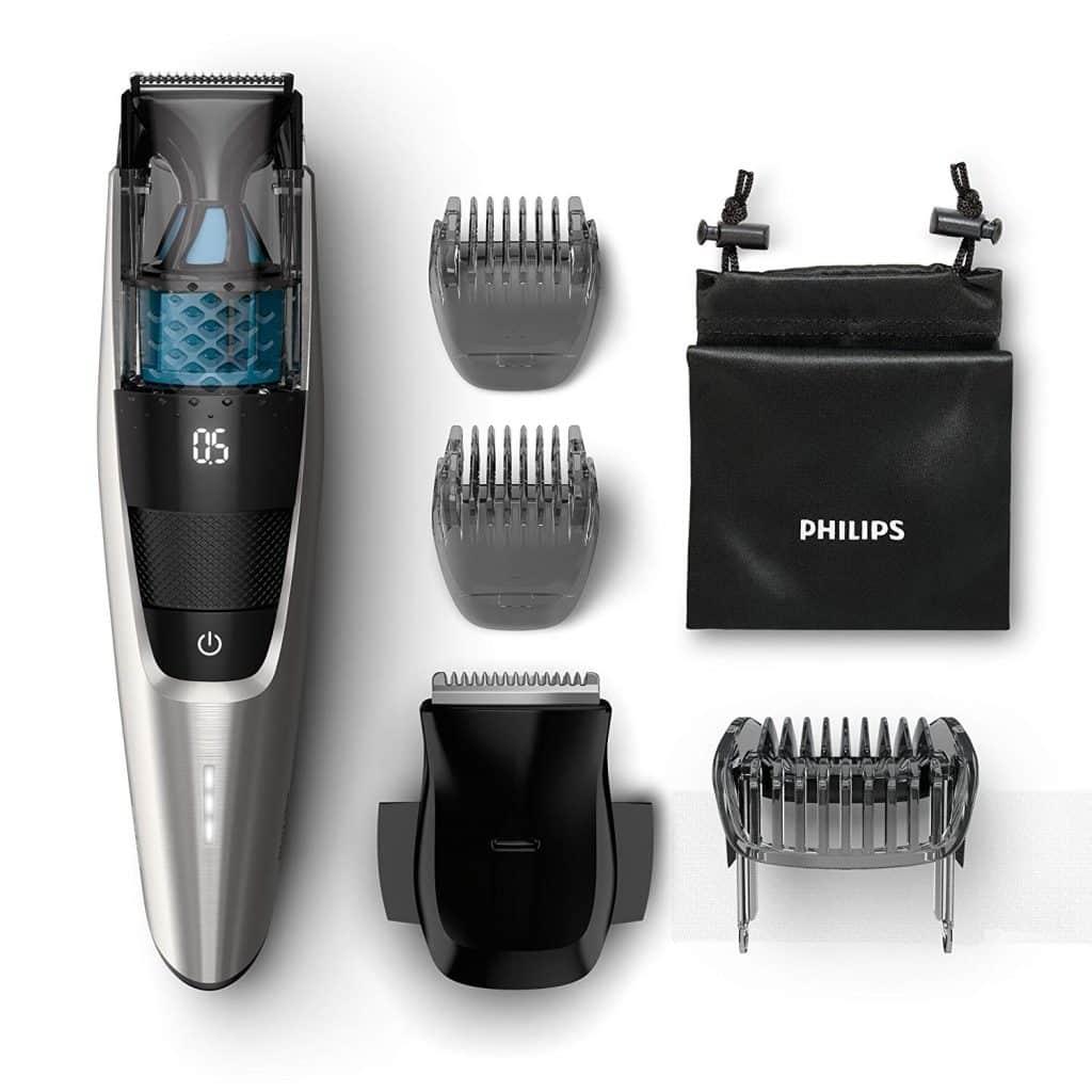 La Philips Series 7000 qui se démarque de par son système d'aspiration des poils