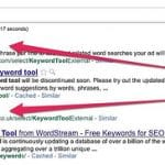 Le bug Google apparemment résolu
