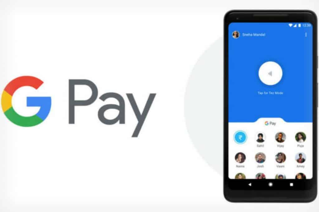 Des données Gmail à Google Pay