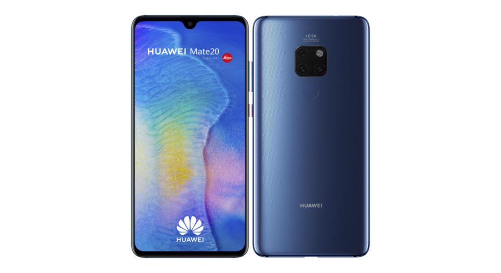 Huawei Mate20: Un prix défiant toute concurrence sur Amazon