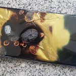 Samsung : un Galaxy S10 5G prend feu