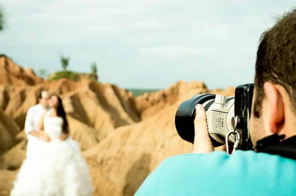 Le livre photo de mariage doit être réalisé comme des pros