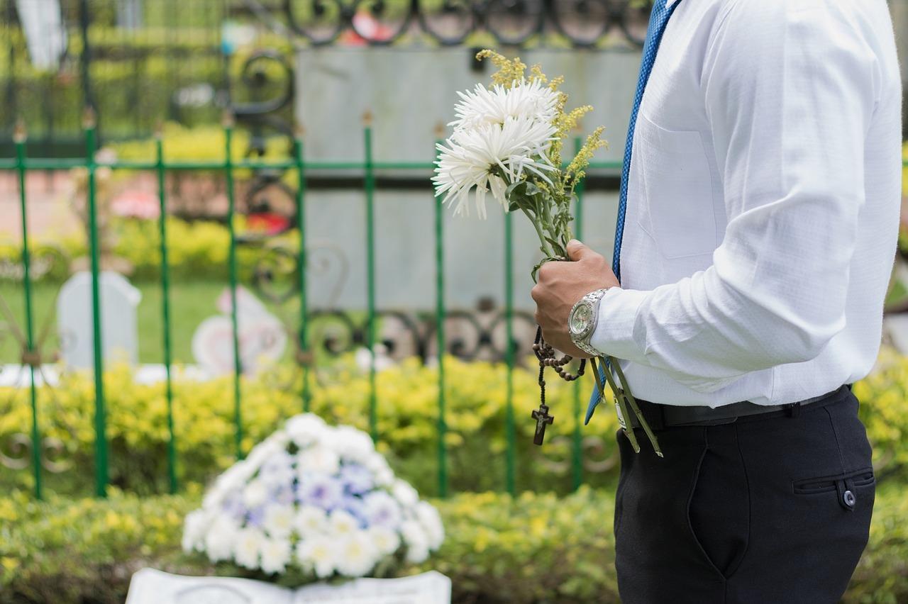 Avant les obsèques