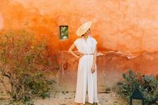 Un chapeau de mariage pour une mariée moderne et stylée