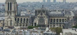 Notre-Dame : Une cathédrale éphémère en bois sera construite