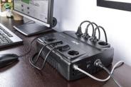 Multiprise parafoudre, des diffuseurs sécurisés de courant électrique : Notre guide d'achat et comparatif du jour