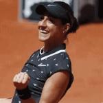 Roland Garros : Caroline Garcia assure contre Barthel