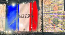 Metallica chante « Ma gueule » au Stade de France