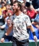 Roland Garros :Moutet signe un nouvel exploit français