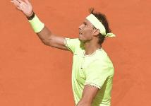Roland Garros : Nadal n'a pas fait dans les détails pour son entrée en lice