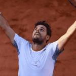 Roland Garros : Wawrinka s'impose en 5 sets dans un thriller contre Tsitsipas