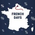 Les French Days c'est maintenant !