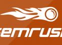 SEMrush : notre avis / test de la logique de référence incontrôlable