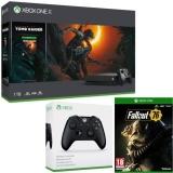 Offre Amazon : Xbox One X avec Fallout 76 ou Tomb Raider à -20 %
